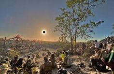 「total solar eclipse festival」の画像検索結果