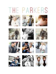 Family Name by Stacey Meacham for Minted