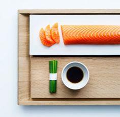 Salma laks sashimi
