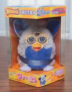 GO FURBY - #1 Resource For Original Furby Fans!: Super Rare Japanese Tomy Original Furby Millennium...