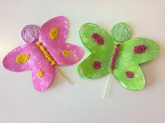 farfalle per la festa della mamma