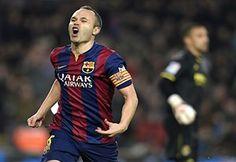 2 دلیل اصلی تردید اینیستا برای تمدید با بارسلونا
