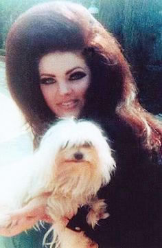 Please tell me how Priscilla Presley got her hair so big! If i knew, believe me, mine would be that big lol!