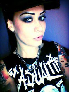 The Casualties, punk, Kattie Chaos