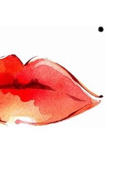 Simple, sexy illustration....who can it be? ;-)