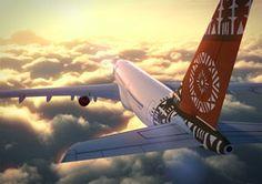 Air Pacific debuts new Fiji Airways branded jets