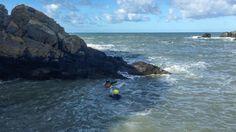 things to do in Ireland coasteering