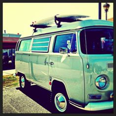 Surf-car so cute!