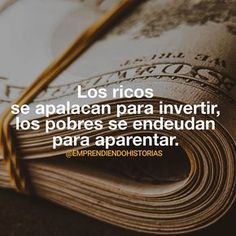 Get Instant Access To The Overnight Millionaire System + 7 Bonuses. Quotes En Espanol, Millionaire Quotes, Spanish Quotes, Life Lessons, Finance, Inspirational Quotes, Motivational, Life Quotes, Knowledge