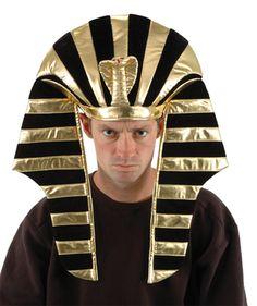 Hat King Tut Shiny