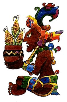 Yum Kaax (Mayan pronunciation: [jum kaːʃ], 'lord of the forest') is a Yucatek name for the god of the wild vegetation and guardian of its animals.