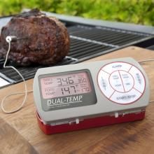 Frying Oil Fryer Fries Fried Chicken Wings Bbq Grill Thermometer 40cm Long Prob Lustrous Surface Home & Garden