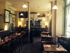 Restaurant Café de la Nouvelle Mairie, 19 rue des Fossés Saint-Jacques Paris 75005.