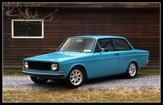 Volvo 142R it is so simple and elegant.