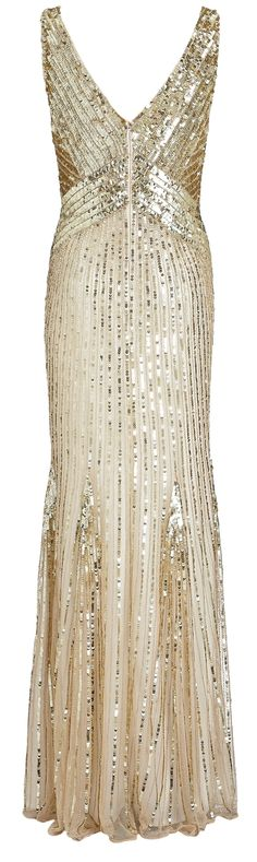1920's inspired Sequin dress from John Lewis. Gorgeous.