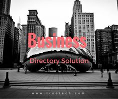 Build a Responsive Business Directory Web Solution at TRooTech.