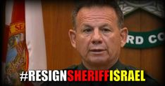 Public DEMANDS Sheriff Israel RESIGN after MORE of his failures come to light.