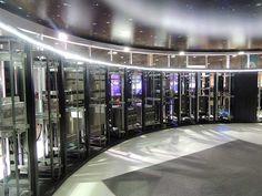 Campus Party oferece internet com velocidade de 50 Gbps - http://showmetech.band.uol.com.br/campus-party-oferece-internet-com-velocidade-de-50-gbps/