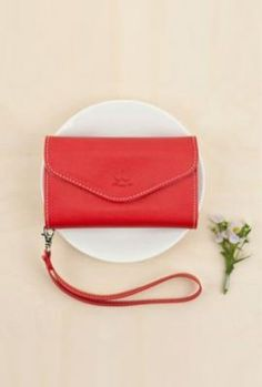 Sincerely Sweet Bags https://sincerelysweetboutique.com/bags.html - Wristlet - Princess' Chattel Cell Phone Rouge Wallet Wristlet