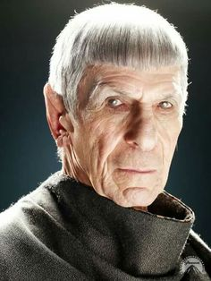 Spock last appearance....ST Into Darkness