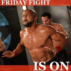 Friday Fight w/ Shaun T