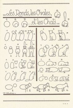 #Animales #Naturaleza #Dibujos #Ilustraciones #Artistas #Afiches #Gatos