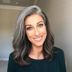 Grey Hair Don't Care, Grey Hair Dye, Long Gray Hair, Silver Grey Hair, White Hair, Hair Care, Pelo Color Plata, Lilac Hair, Pastel Hair