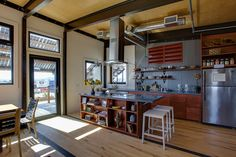 SD2013: Middlebury College Living Space by Dept of Energy Solar Decathlon, via Flickr