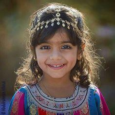 Happy Omani child -Oman