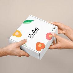 Custom Printed Boxes & Branded Packaging / Inke Packaging Kids Packaging, Custom Packaging Boxes, Flower Packaging, Brand Packaging, Box Packaging, Custom Printed Boxes, Food Graphic Design, Print Box, Branding Design