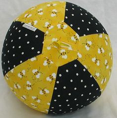 Balloon Cover -- bumble bee party