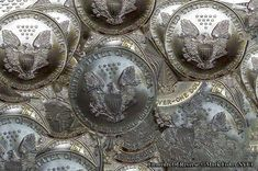 Elements Of Reverse • Photographer Mark Fisher Images • Using A Silver Eagle Money Images, Silver Eagles, Fisher, Personalized Items