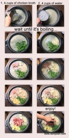 Perfect for a family reunion! Simply prepare a pot of broth and you are ready to cook Taiwanese hot pot Asian Recipes, Healthy Recipes, Indonesian Recipes, Orange Recipes, Asia Food, Asian Kitchen, Japanese Dishes, Vegetarian Recipes Dinner, Hot Pot