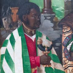 People of Color in European Art History Altar, Black History, Art History, Hans Baldung Grien, Berlin Photos, Biblical Hebrew, Anglo Saxon, Museum, Dark Ages