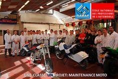 Les diplômes Moto   GARAC - Le Campus de l'Automobile