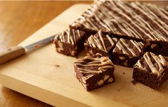 Try this Brownies with Peanut Butter Chips recipe, made with HERSHEY'S products. Enjoyable baking recipes from HERSHEY'S Kitchens. Bake today.
