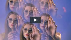 """This is """"PSYKAIDELIC mix campaign"""" by KAIBOSH on Vimeo, the home for high quality videos and the people who love them. Fear And Loathing, The Big Lebowski, Eyewear, Round Sunglasses, Campaign, People, Beans, Posts, Collection"""