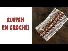 Carteira de mão (Clutch) com fio Barroco - YouTube