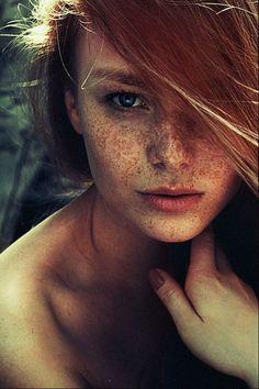 Beauté :20 photos prouvant que les taches de rousseur c'est joli                                                                                                                                                      Plus