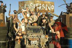 Wasteland Weekend! Like Burning Man, but for post-apocalypse fans...