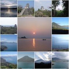 Guatemala is known as THE COUNTRY OF ETERNAL SPRING!