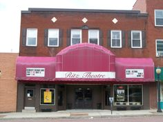 The Ritz Theatre  Located on Ballengee Street in downtown Hinton, this historic theatre shows the latest movies Fridays, Saturdays, and  Sundays.  The theatre also hosts receptions, meetings, talent shows and special events during the week!