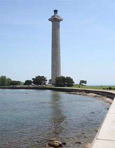 Put in Bay - Perry Monument