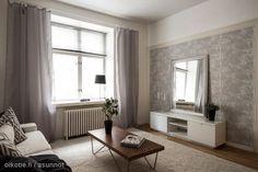 Myytävät asunnot, Rauhankatu 8 Kruununhaka Helsinki #oikotie #oikotieasunnot #olohuone