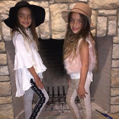 Raynah and sierrah