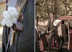 Blake Shelton, the groom