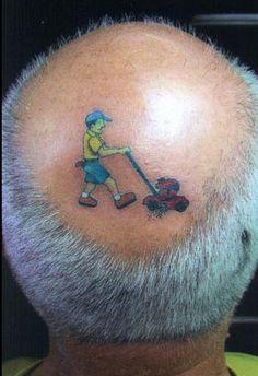 funny pics | funny tattoo, happy, funny, fun, kid, art, design, imagine, picture