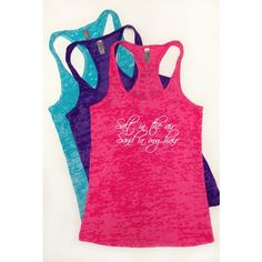 Salt in the Air Sand in My Hair Tank Super Soft Burnout Racerback... ($18) ❤ liked on Polyvore featuring tops, pink, tanks, women's clothing, burnout racerback tank, neon tank tops, neon pink tank, screen print tank tops and pink racerback tank