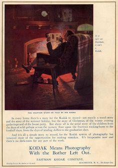 Kodak advertisement, 1907