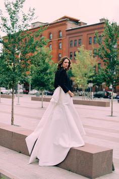 Modern Trousseau Wedding Dress